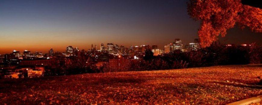 Jesen u gradu