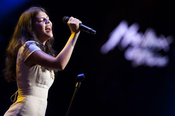 Slika 2 Iako najvise voli dzez peva i druge zanrove Stil moćnih ljudi: Nikki Yanofsky, rođena pod srećnom zvezdom