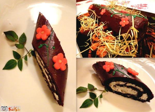 Slika 2 Ukusne poslastice3 Ukusne poslastice: Božanski čokoladni rolat