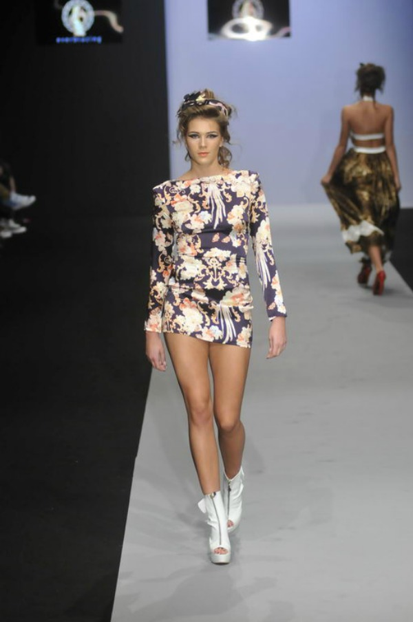 Slika 2 32. Belgrade Fashion Week: Everblazing
