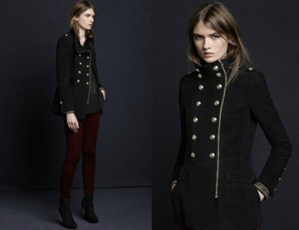Slika 214 Novembarski lookbook: Zara TRF
