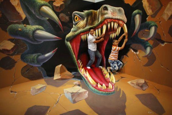 Slika 235 Fantastična 3D umetnost
