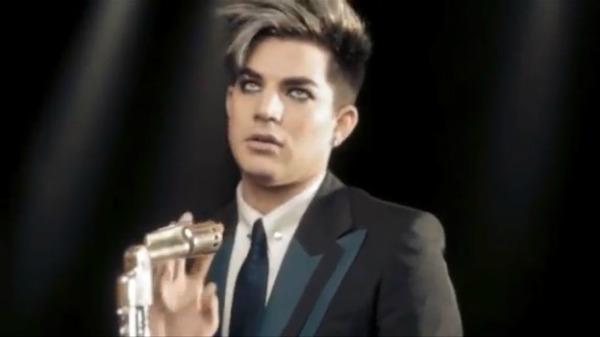 Slika 280 Adam Lambert je pokazao sve što ume