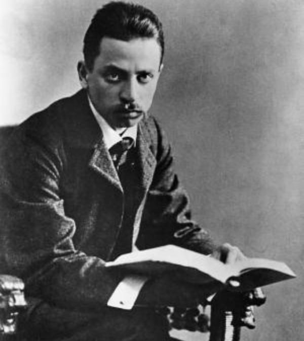 Slika 283 Srećan rođendan, Rainer Maria Rilke!