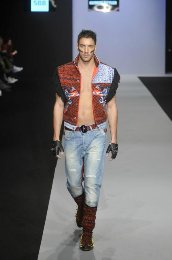 Slika 32 32. Belgrade Fashion Week: George Styler
