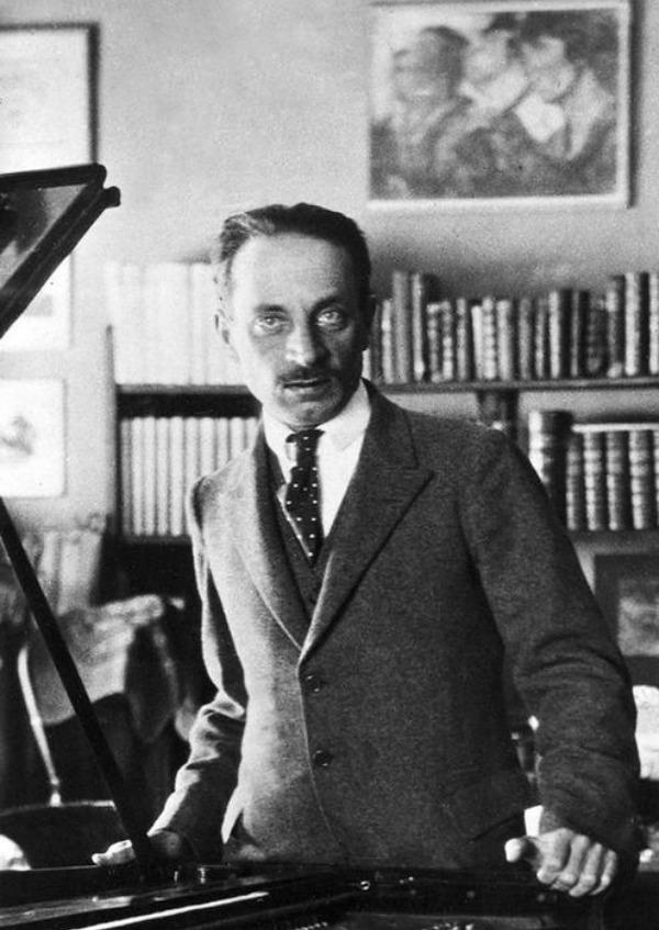 Slika 365 Srećan rođendan, Rainer Maria Rilke!