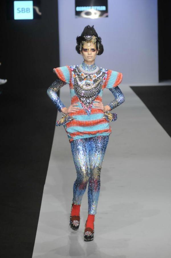 Slika 42 32. Belgrade Fashion Week: George Styler