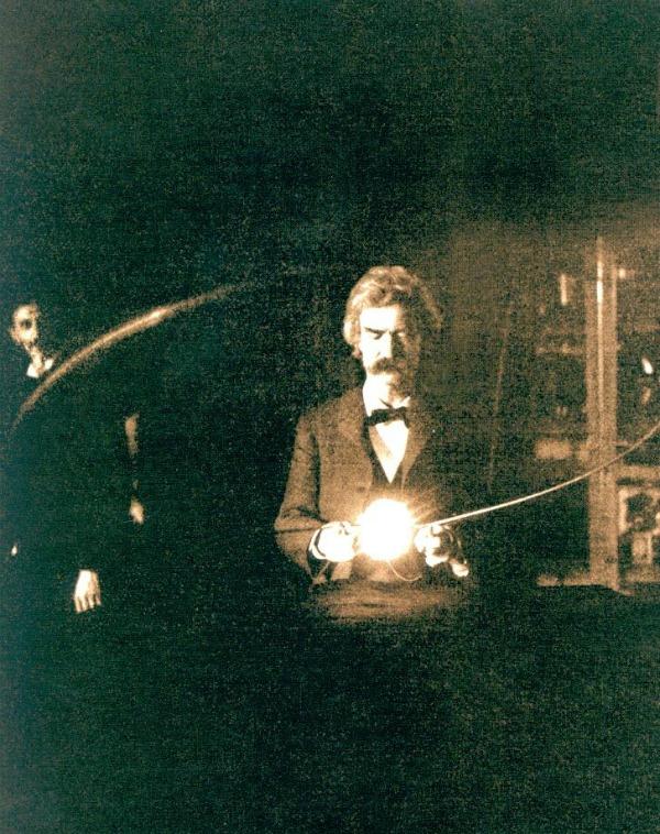 Slika 455 Srećan rođendan, Mark Twain!