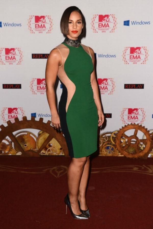 Slika 526 Fashion Police: Dodela evropskih MTV nagrada