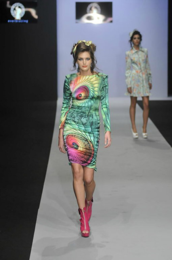 Slika 6 32. Belgrade Fashion Week: Everblazing