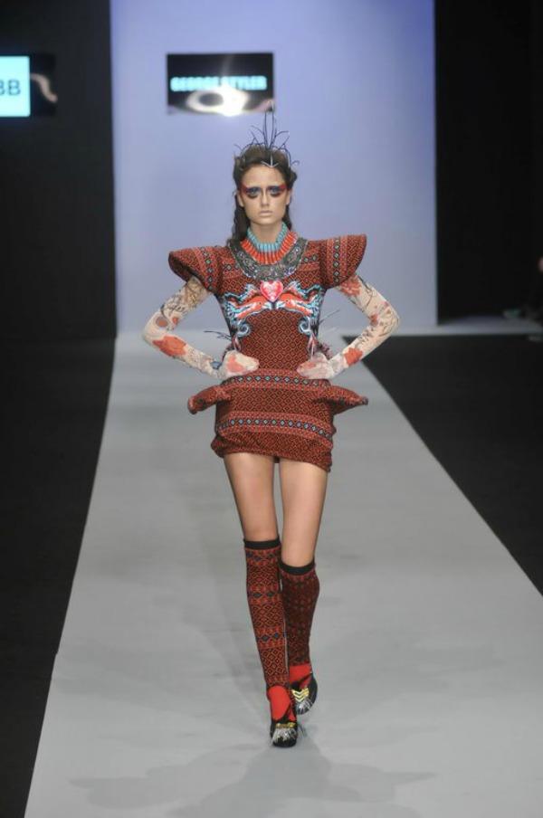 Slika 71 32. Belgrade Fashion Week: George Styler