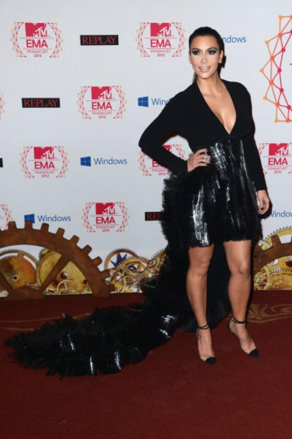 Slika 718 Fashion Police: Dodela evropskih MTV nagrada