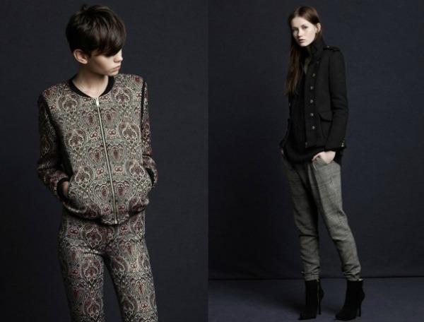 Slika 76 Novembarski lookbook: Zara TRF