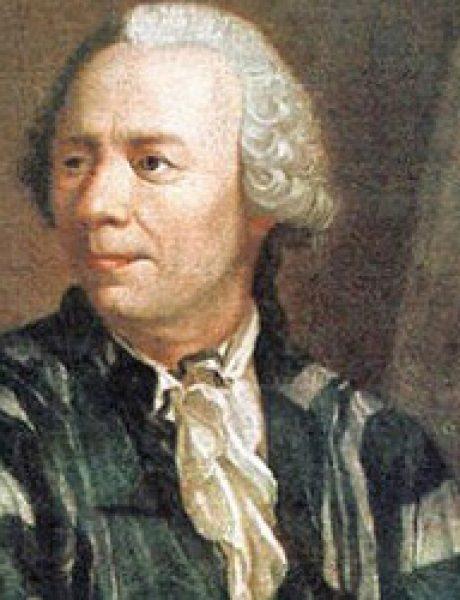 Ljudi koji su pomerali granice: Leonhard Euler