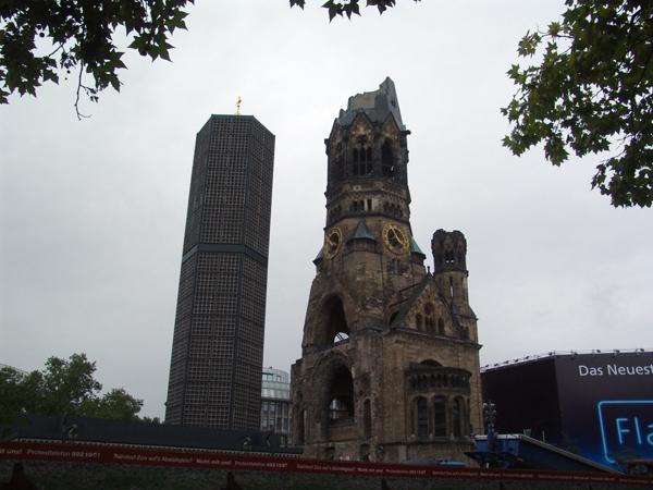 Slika19 Trk na trg: Pariser Platz, Berlin