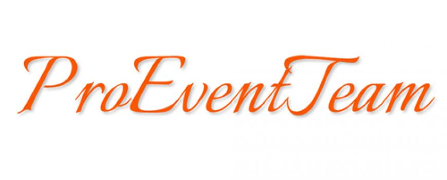 ProEventTeam: Organizacija i uživanje