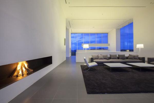 Uzivanje uz vatru. Putevima dizajna do najduže kuće na svetu