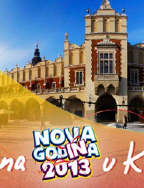 Wannabe Magazine & Rapsody Travel vode vas na doček 2013. u Krakov: 22. novembar