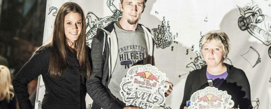 Red Bull ŽvrljArt 2012