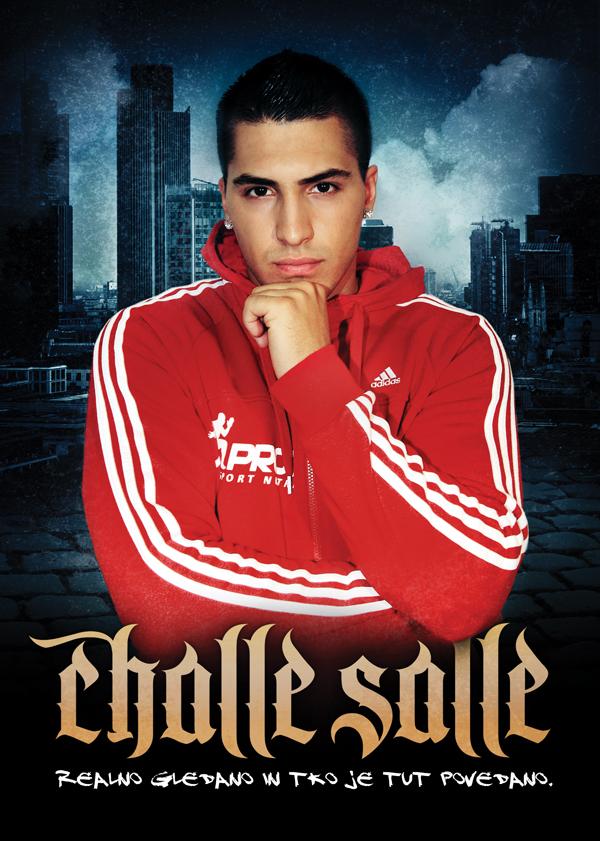 challe salle 02 Wannabe intervju: Challe Salle
