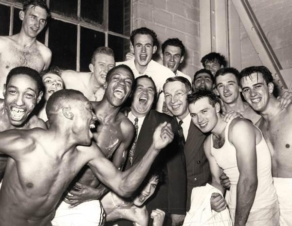 depaul 1950 51 Zdravko Bato Govedarica: Prvi košarkaš srpskog porekla u NBA ligi