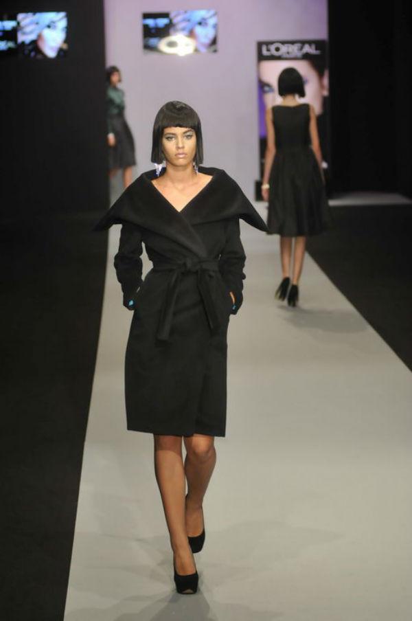 dragana ognjenovic naslovna 32. Belgrade Fashion Week: Loreal Paris show powered by Dragana Ognjenović