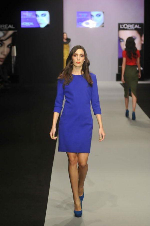 dragana ognjenovic tekst 2 32. Belgrade Fashion Week: Loreal Paris show powered by Dragana Ognjenović