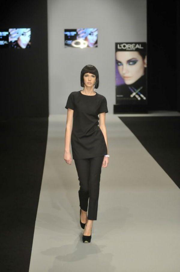 dragana ognjenovic tekst 3 32. Belgrade Fashion Week: Loreal Paris show powered by Dragana Ognjenović