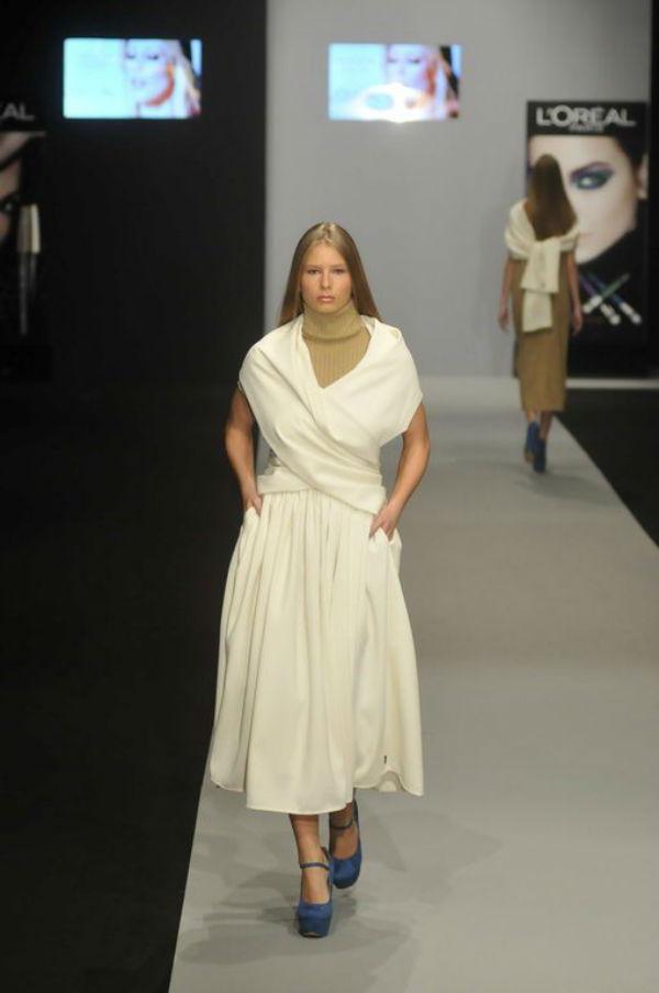 dragana tekst 1 32. Belgrade Fashion Week: Loreal Paris show powered by Dragana Ognjenović
