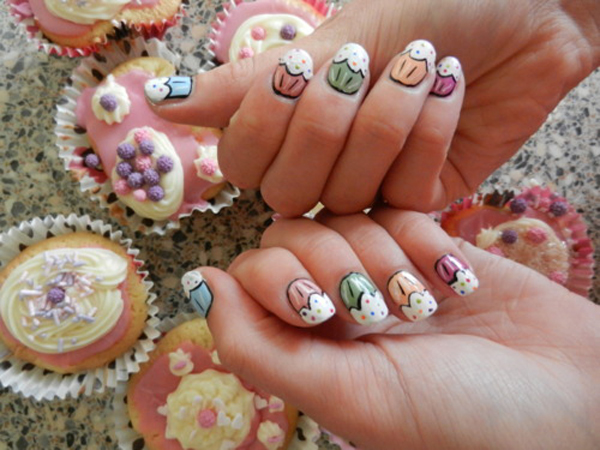 foto35 Uradi sam: Ukrasi nokte