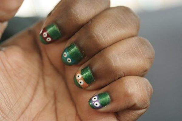foto44 Uradi sam: Ukrasi nokte