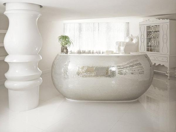 kupatilo za princeze Ko je Lady Gaga u svetu dizajna enterijera?