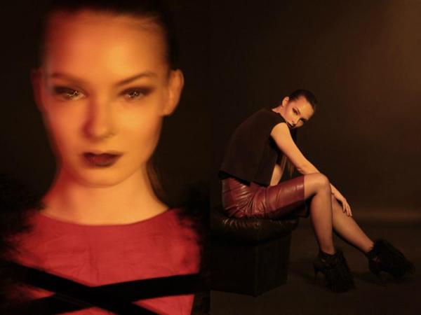 mfaganel fw2012 1 Wannabe intervju: Matevž Faganel, slovenački modni kreator