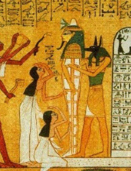 Istorija mode: Egipat