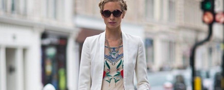 Street Style: Poppy Delevingne