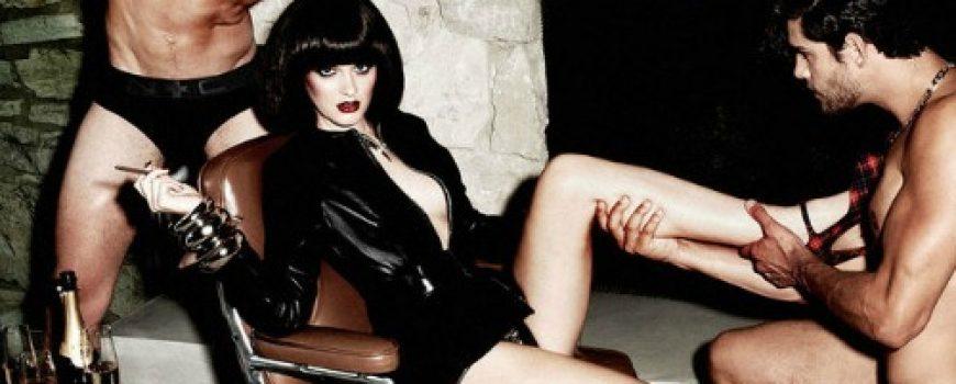 """Modni zalogaj: Provokativna Leighton Meester za časopis """"Flaunt"""""""