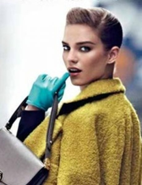 """Vogue Russia"": Njegovo veličanstvo kaput"