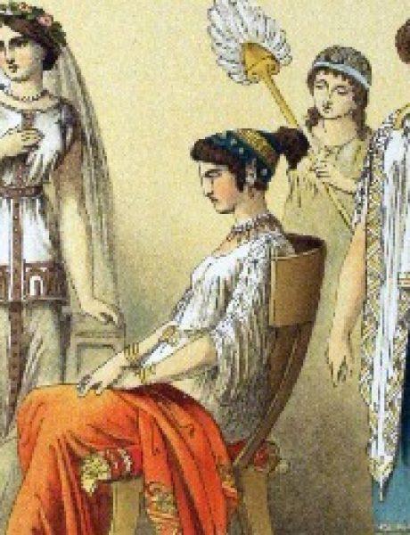Istorija mode: Grčka