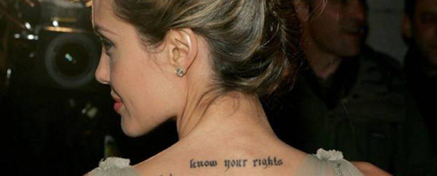 Deset dama sa najoriginalnijim tetovažama
