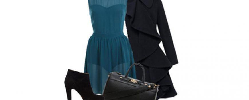 Look of the Day: Elegancija i nešto više