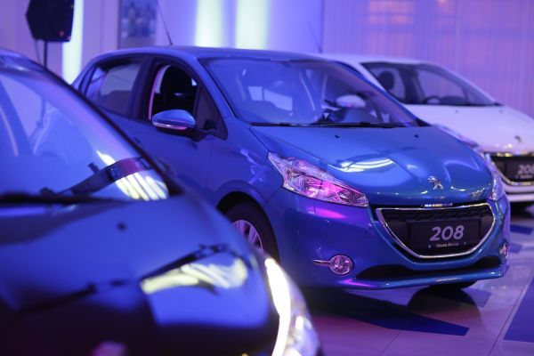 p1 200 km/h: Peugeot 208 po ukusu svih