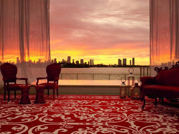 pogled na crveno nebo poput arapskih nopci Ko je Lady Gaga u svetu dizajna enterijera?
