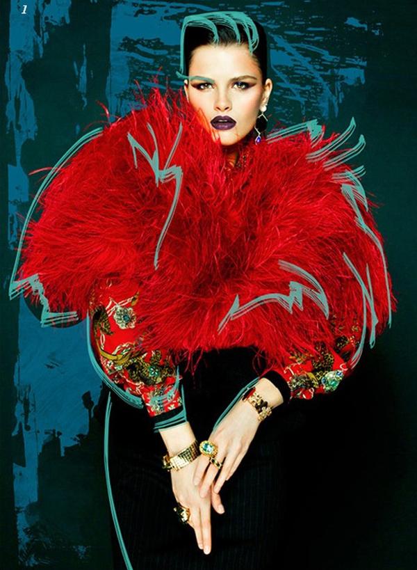 slika 1 a Interview Russia: Skicirana moda