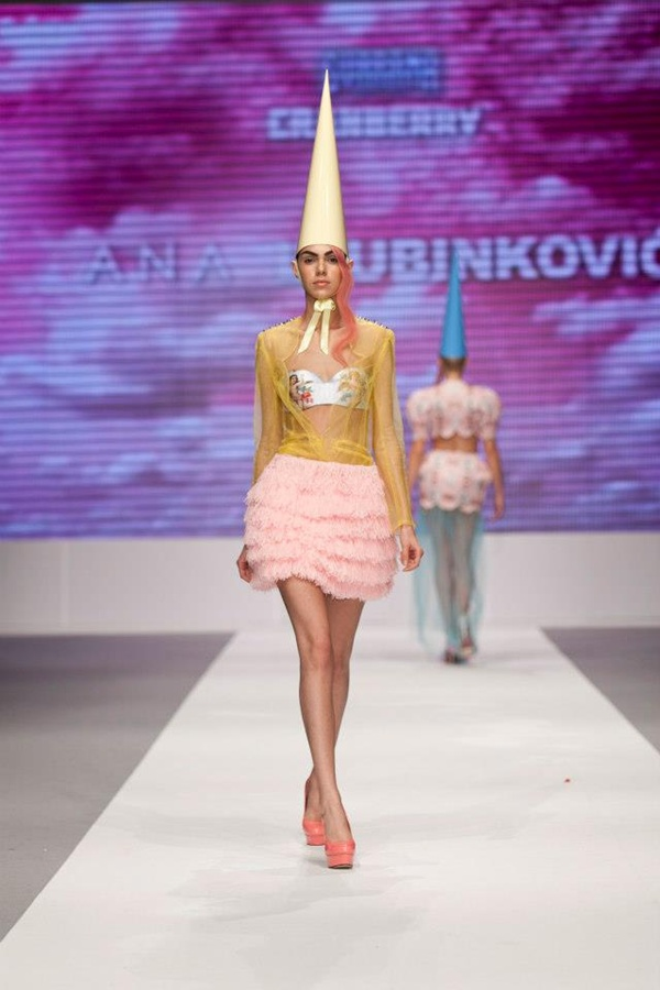 slika 10 32. Belgrade Fashion Week: Zašećereni svet Ane Ljubinković