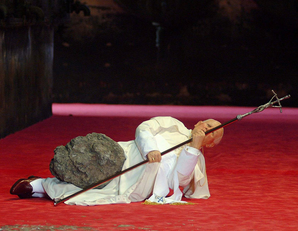 slika 115 Maurizio Cattelan: Umetnost i sarkazam