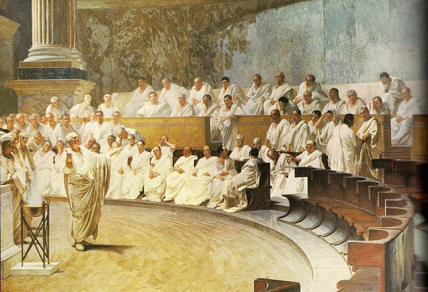 slika 118 Istorija mode: Stari Rim