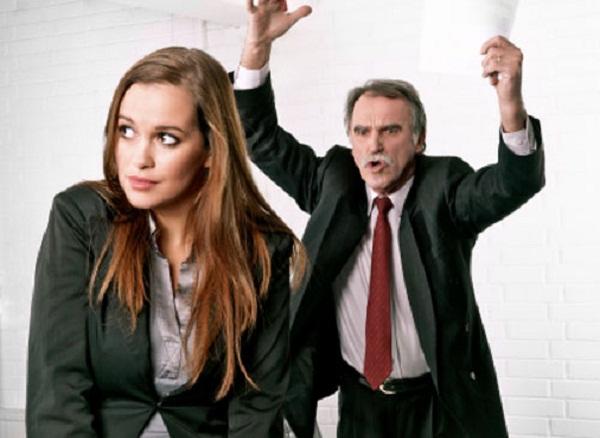 slika 142 Poslovne pustolovine: Učinite da vas šef zavoli!