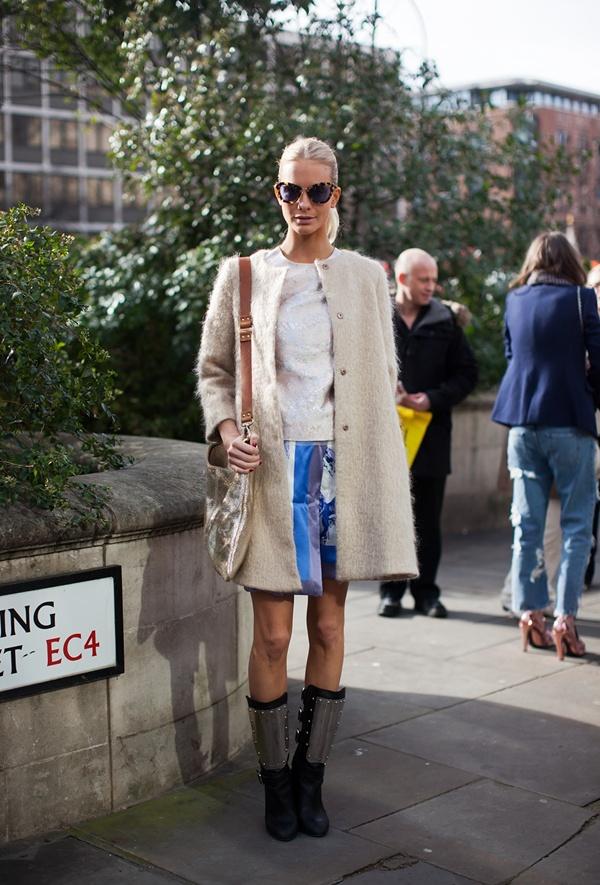 slika 144 Street Style: Poppy Delevingne