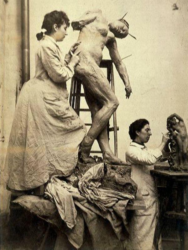 slika 2 ccjpg Camille Claudel u senci predrasuda