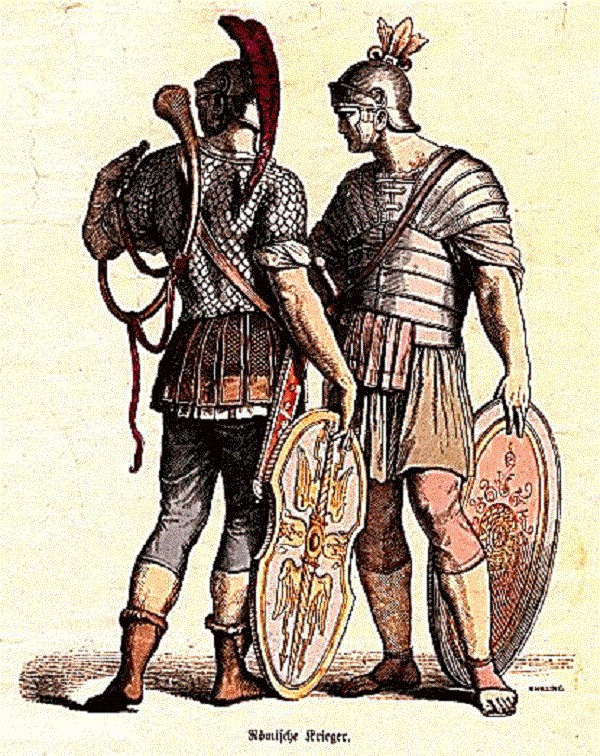 slika 213 Istorija mode: Stari Rim